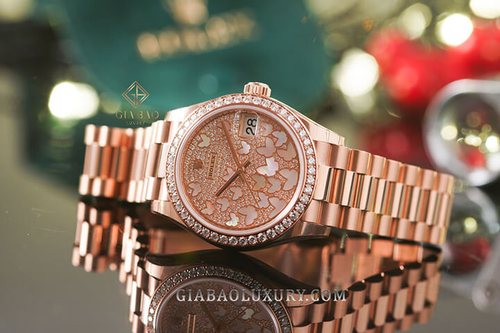 Rolex Lady-Datejust 31 278285RBR