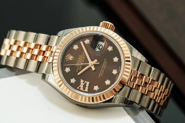Rolex Lady-Datejust 279171 Chocolate