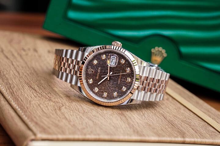 Rolex Datejust 36 2018