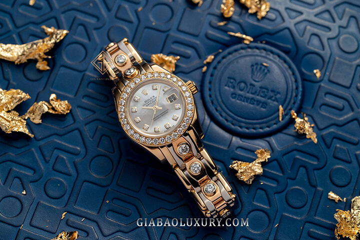 Rolex Pearlmaster 29 80298