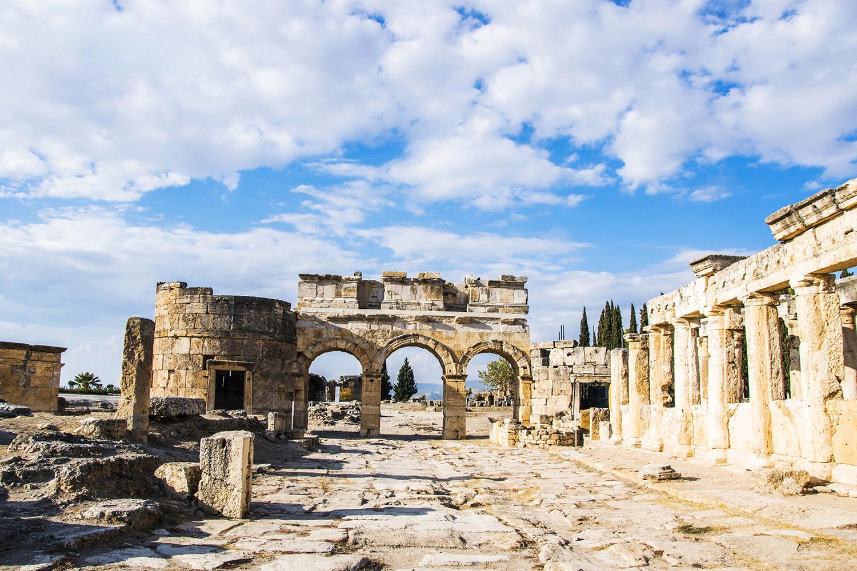 Kết quả hình ảnh cho Thành cổ La Mã Pergamon