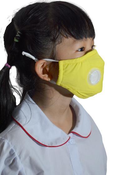 Khẩu trang lọc bụi mịn PM2.5 Chất liệu Cotton có thể giặt được