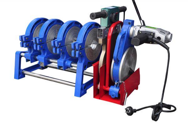 Máy hàn ống HDPE tự động