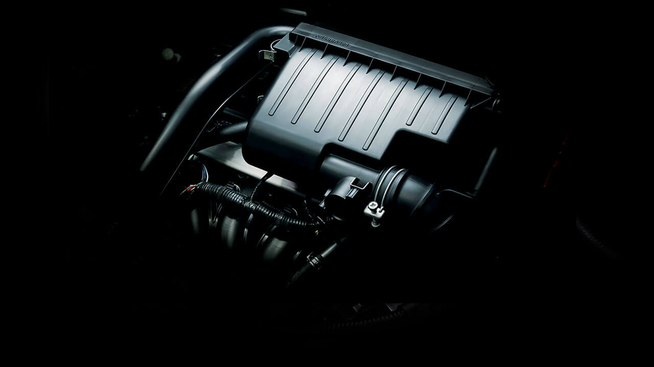 Động cơ mivec xe mitsubishi attrage CVT ECO