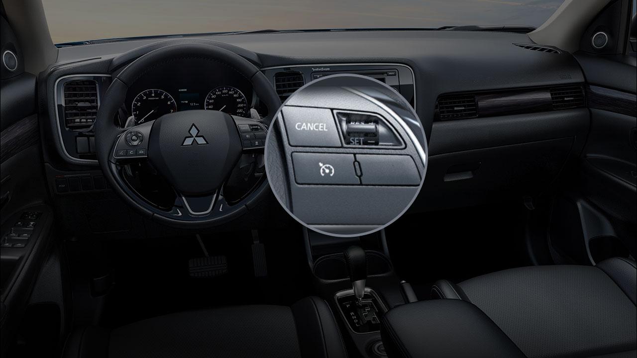 Hệ thống ga tự động xe Mitsubishi Outlander 2.0 STD 2018