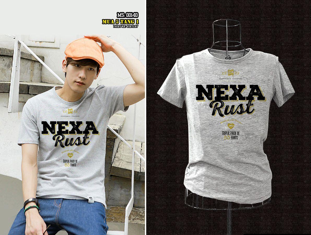 00140x NEXA RUST