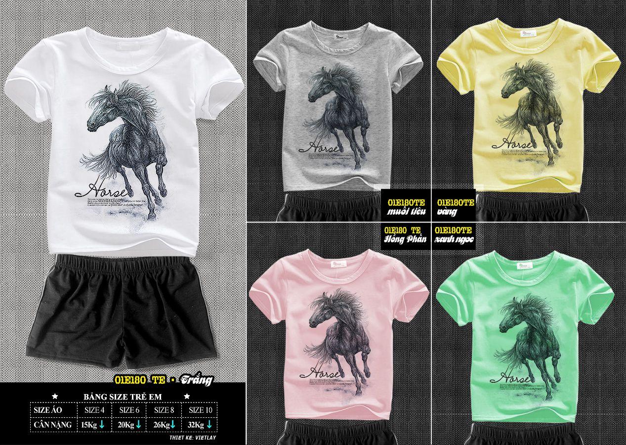 01e180 TE Ngựa Hoang