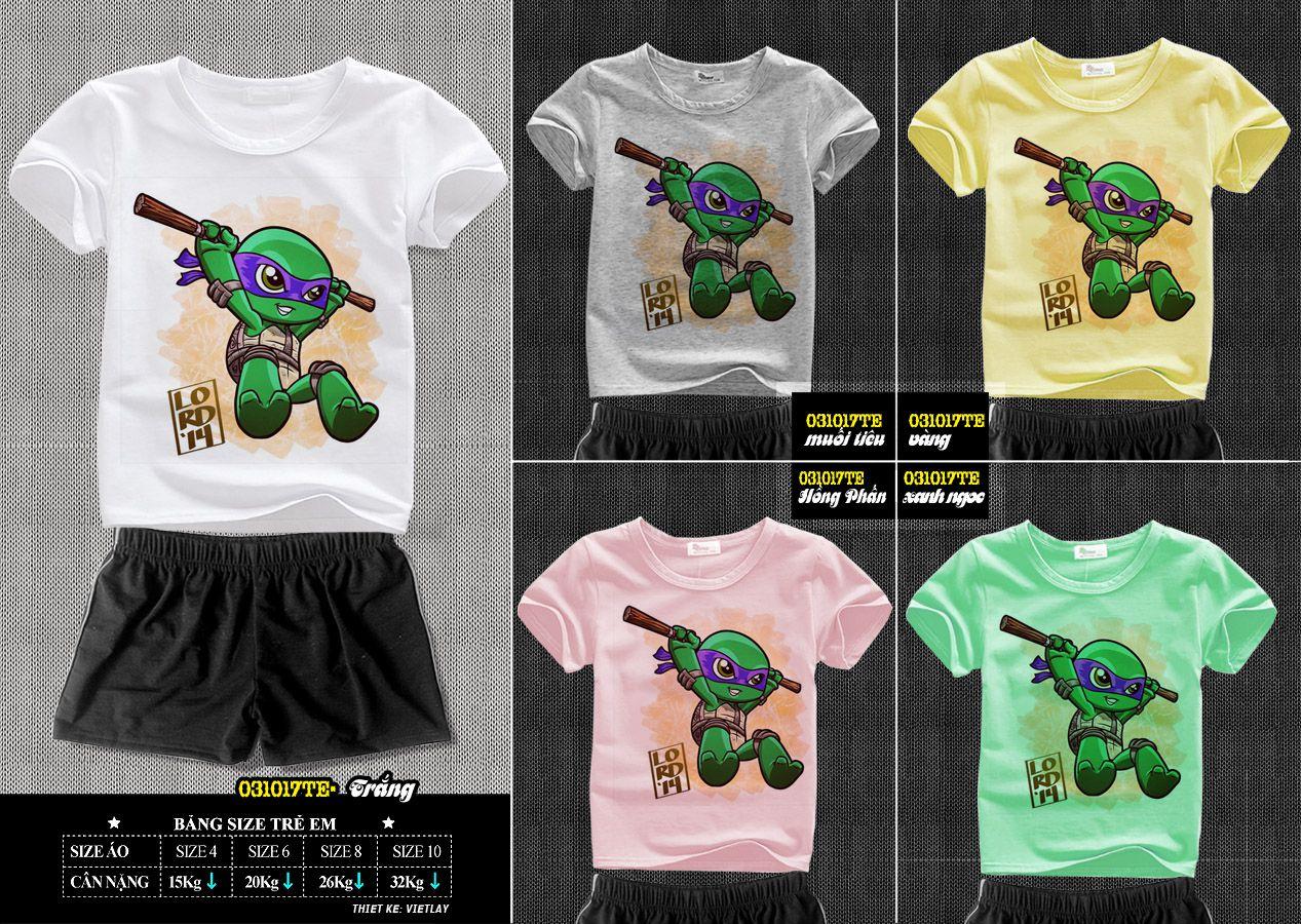 031017TE Ninja Rùa