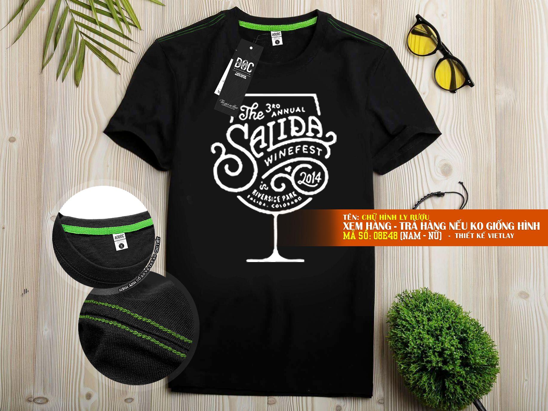 08E48 Ly Rượu Salida