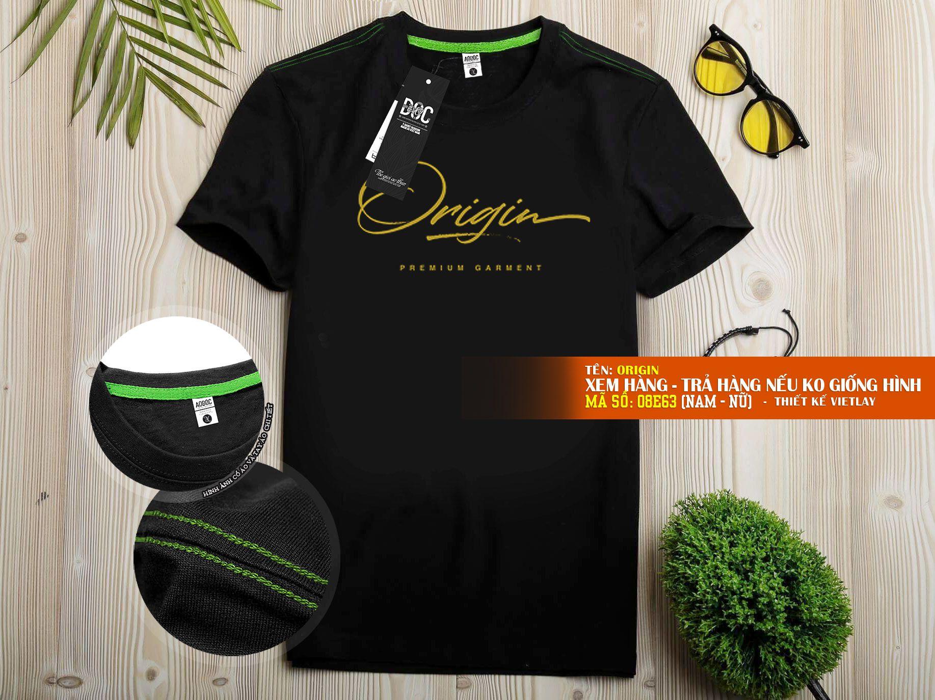 08E63 Origin