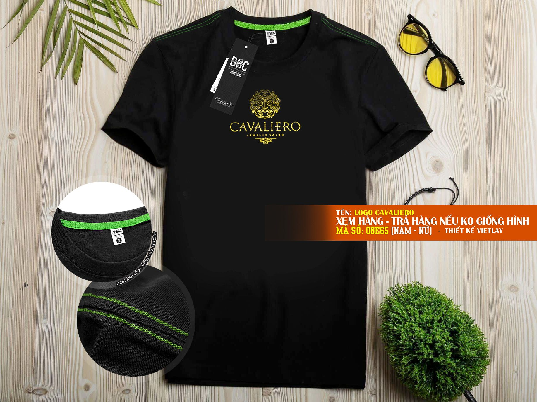 08E65 Cavaliero