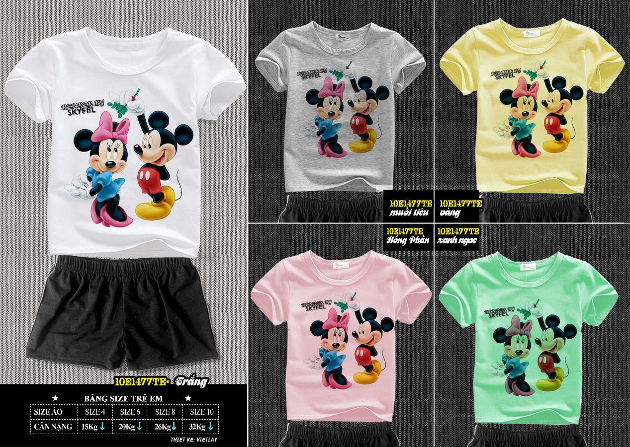 10e1477TE Chuột Mickey và Bạn