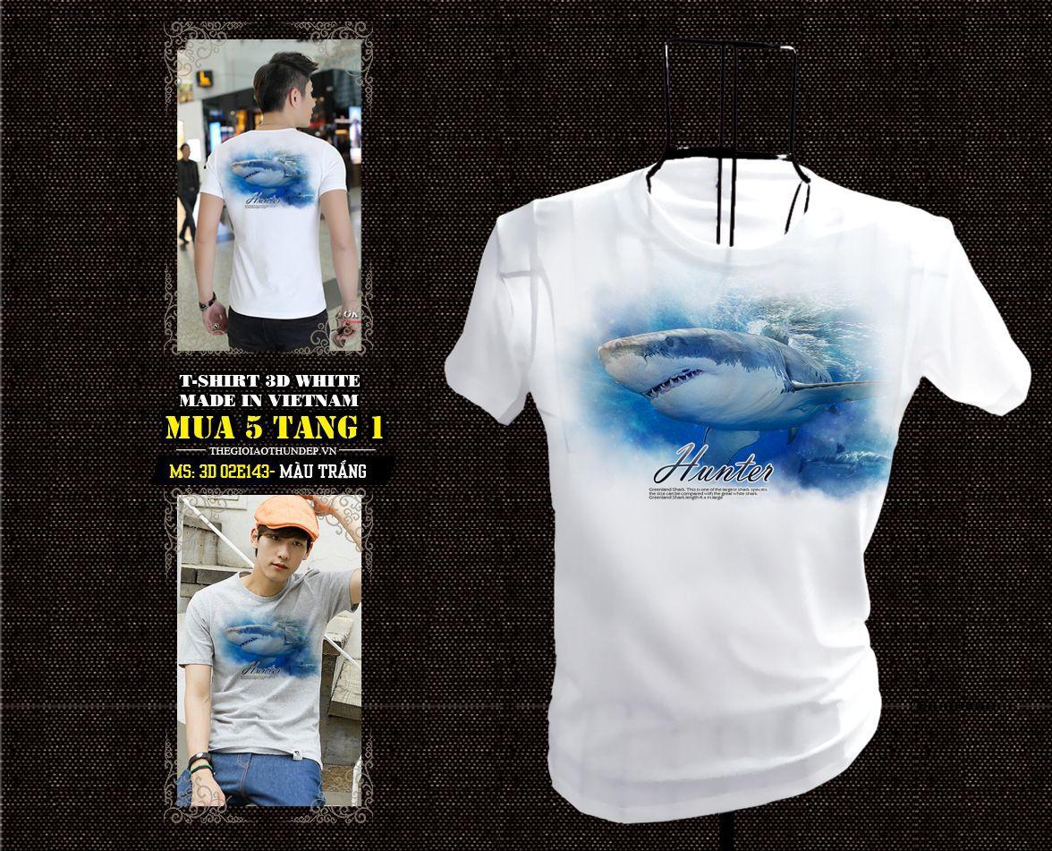 02e143 Cá Mập Xanh