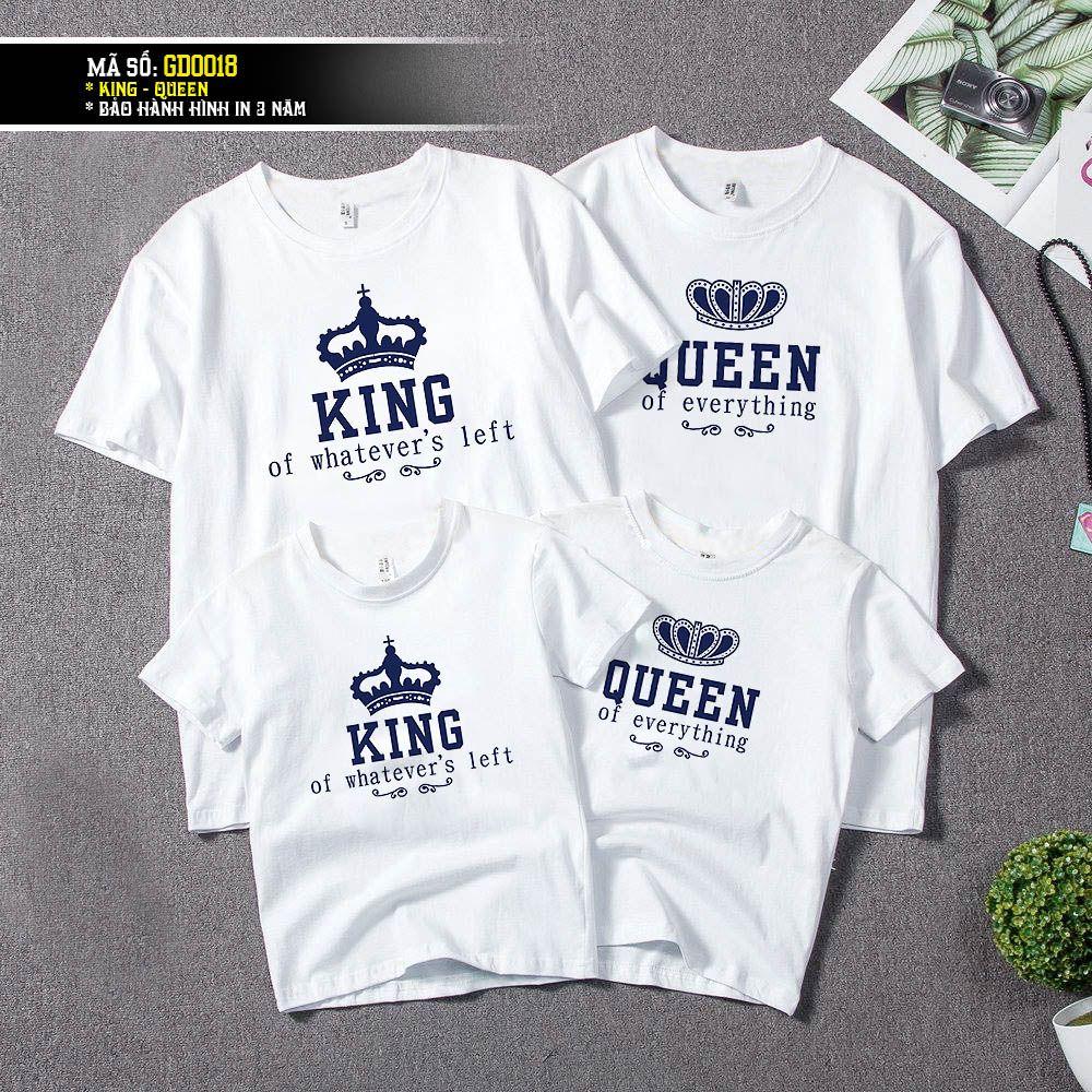 GD0018 KING QUEEN