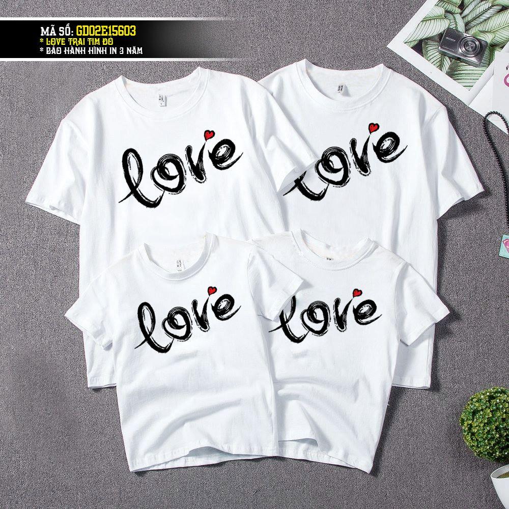 GD02E15603 LOVE TIM ĐỎ