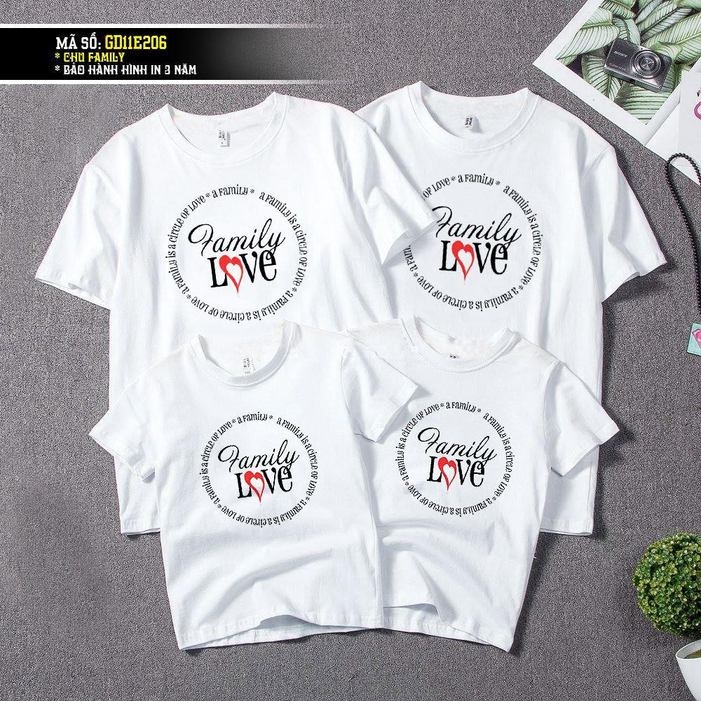 GD11E206 FAMILY LOVE TRÒN