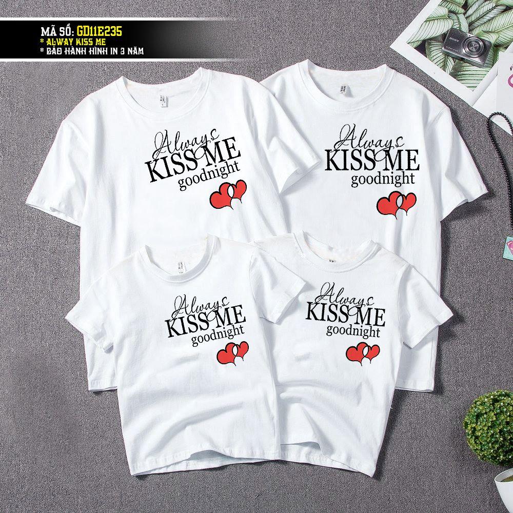 GD11E235 ALWAY KISSME