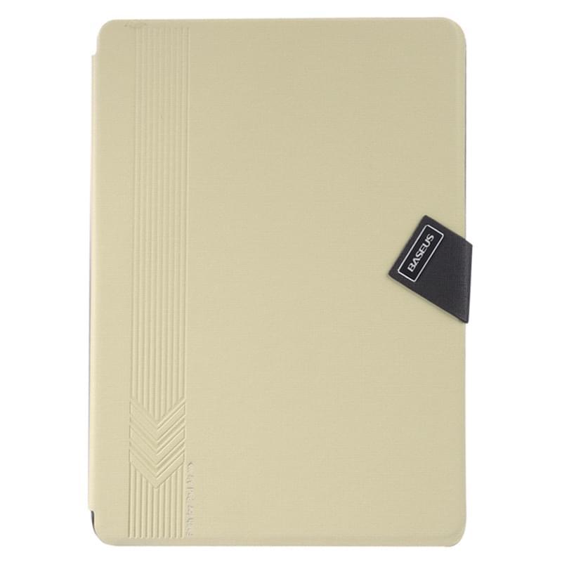 Bao Da iPad Air Baseus Khóa Cài (Kem)