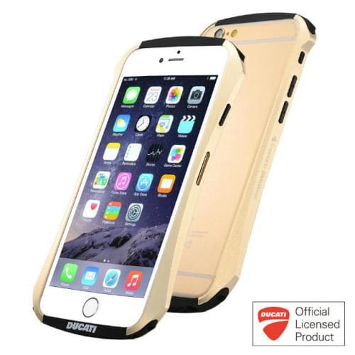 Ốp Viền iPhone 6 Ducati Vàng
