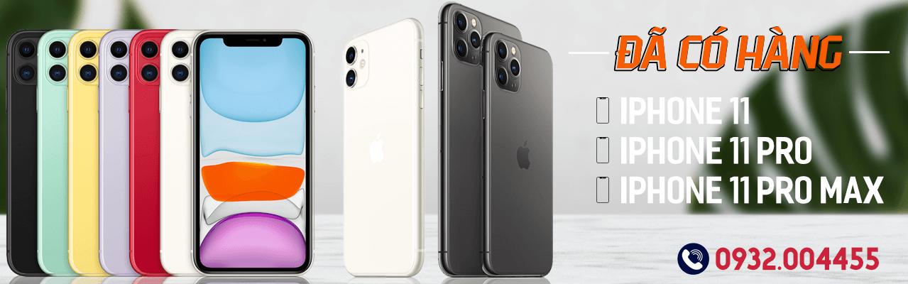 Đặt Trước iPhone 11 - iPhone 11 Pro - iPhone 11 Pro Max
