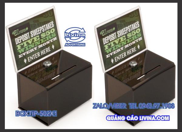 Tips box-BOXTIP-502X1