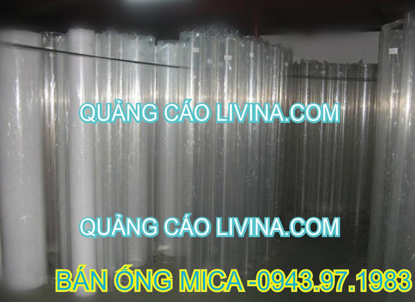 Ống mica D16*2*2000(mm)