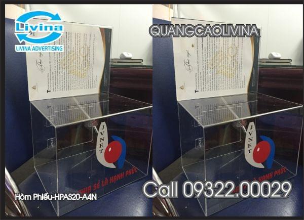 Hòm Phiếu-HPAS20-A4N