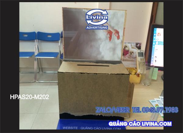 Thùng phiếu-Hòm phiếu -HPAS20-M202