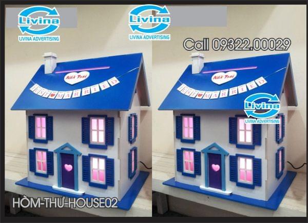 Hòm Thư mái nhà-House02