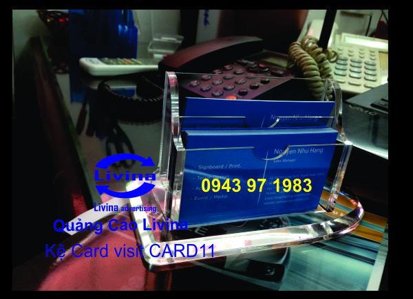 Kệ Cardvisit Card11