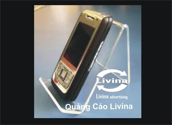 Gia công kệ đựng điện thoại bền đẹp