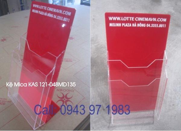 Kệ Mica KAS 121-048MD135