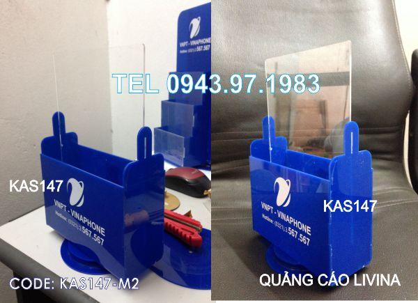 Kệ-mica 2 mặt-VNPT-KAS147