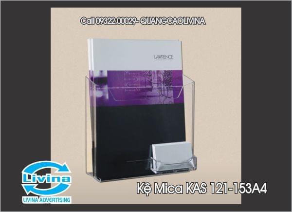 Kệ Mica KAS 121-153A4