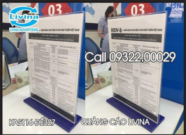 Kệ Mica KAS116-D327A4