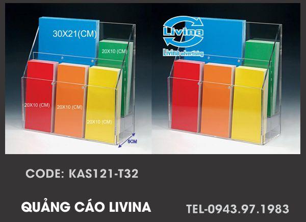 Kệ Mica KAS121-T32