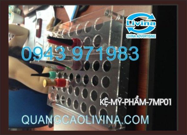 Kệ Mỹ Phẩm đựng nước sơn móng tay-7MP01