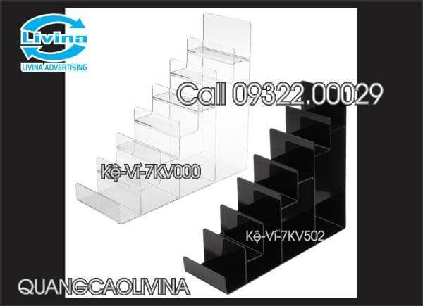 Kệ Ví 7 Tầng 7KV000 và 7KV502