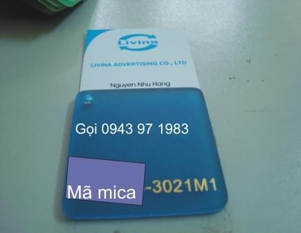 Mica nguyên tấm D302