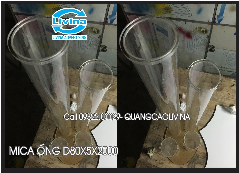 Mica ống D16x2x2000 (mm)