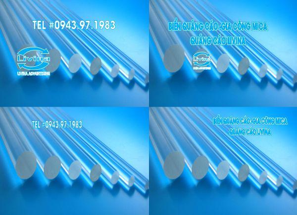 Thông số mica ống có độ dày 5mm
