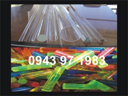 Ống mica D6*1*2000(mm)
