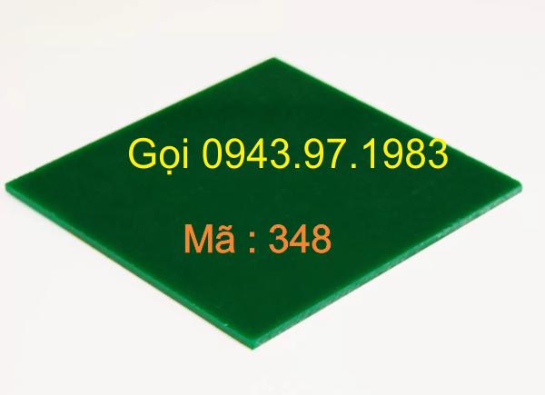 Mica xanh đài loan Mã 348