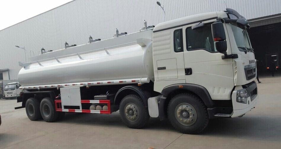 xe bồn chở xăng dầu chuyên dụng