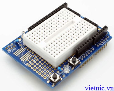 Arduino 328P ProtoShield Mini