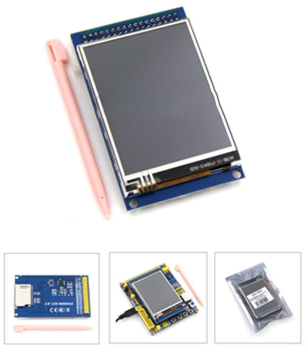 MÀN HÌNH CẢM ỨNG TFT LCD 2.8 INCH