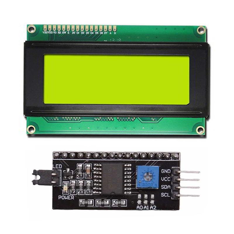 LCD2004 + I2C