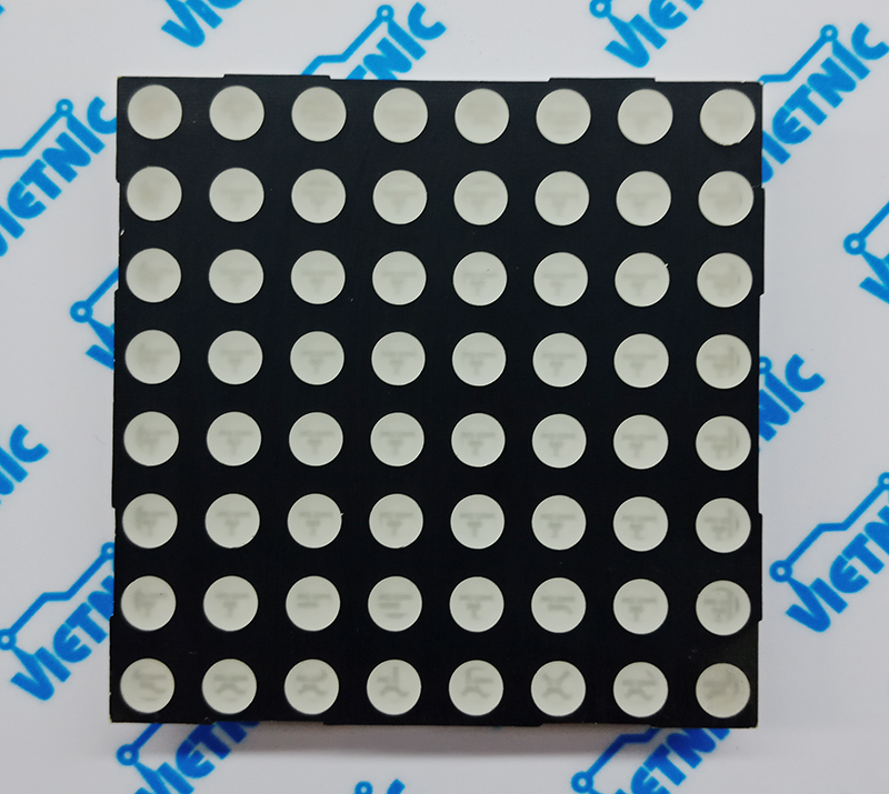 LED MATRIX 8x8 RG - CILE 2088ABEG-5