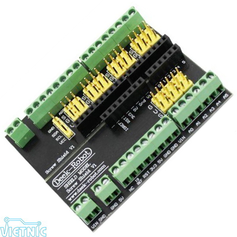 BOARD MỞ RỘNG SCREW SHIELD V1