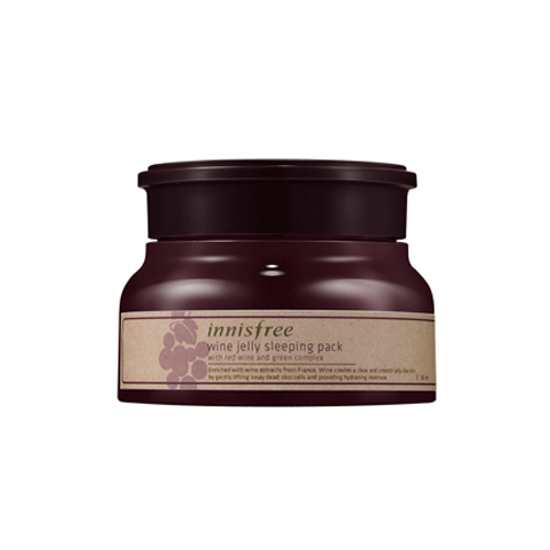Mặt nạ ngủ Innisfree Wine Jelly Sleeping Mask
